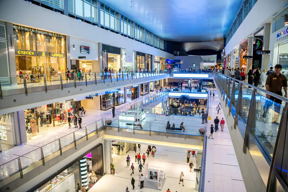 Sector retail identidad de marca branding