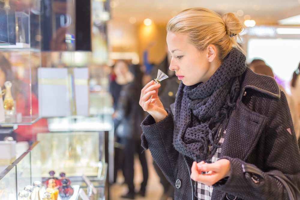 La importancia del olfato en el sector retail