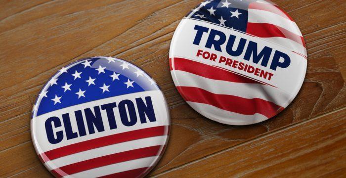 ¿Son una marca personal de la política Donald Trump y Hillary Clinton?