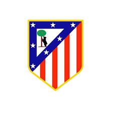 Logo antiguo del Atleti