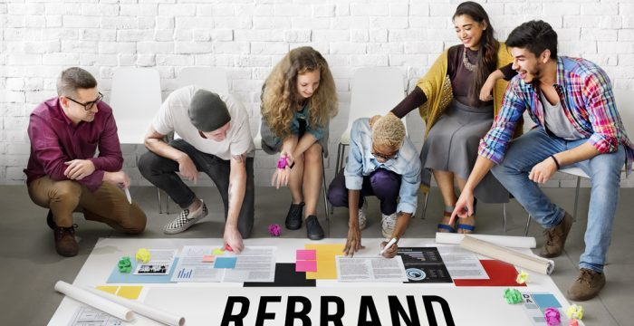 Cómo hacer (re)branding sin perder la esencia de tu marca