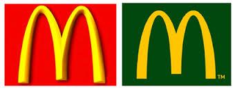 Nuevo logo de McDonald's