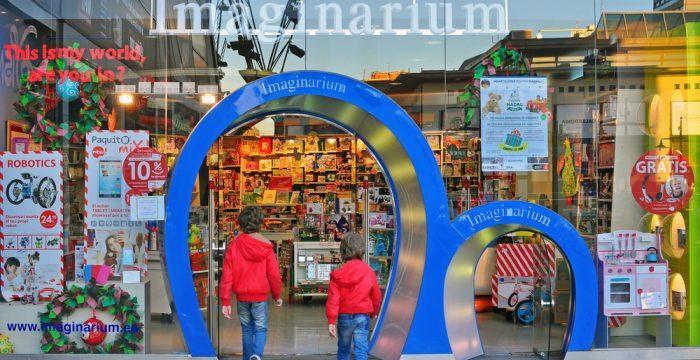 Cómo vender más en una tienda de juguetes gracias al sensory branding